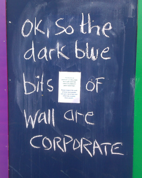 Corporate Dark Blue
